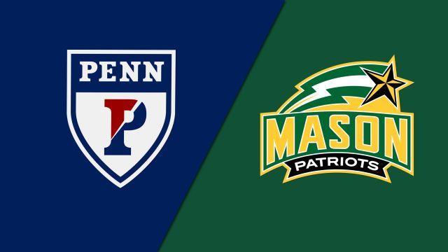 Pennsylvania vs. George Mason (M Basketball)