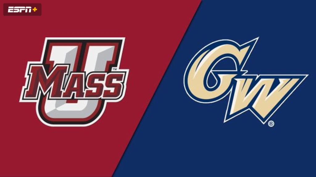 UMass vs. George Washington (First Round, Game 1) (Atlantic 10 Men's Basketball Championship)