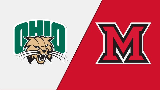 Ohio vs. Miami (OH) (W Basketball)