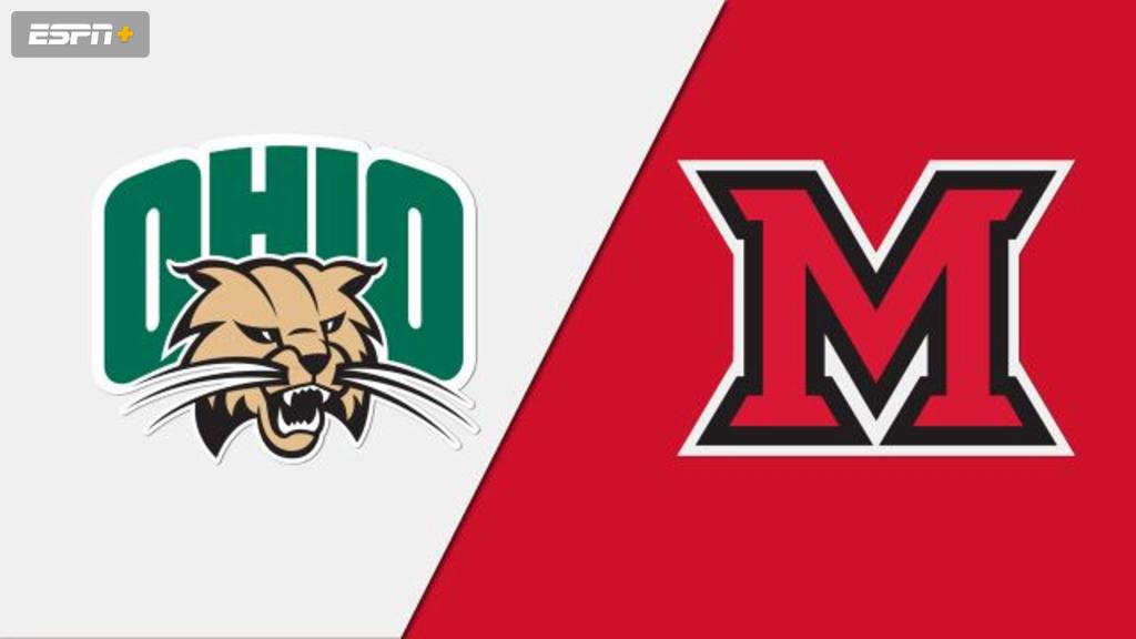 Ohio vs. Miami (OH) (W Basketball)