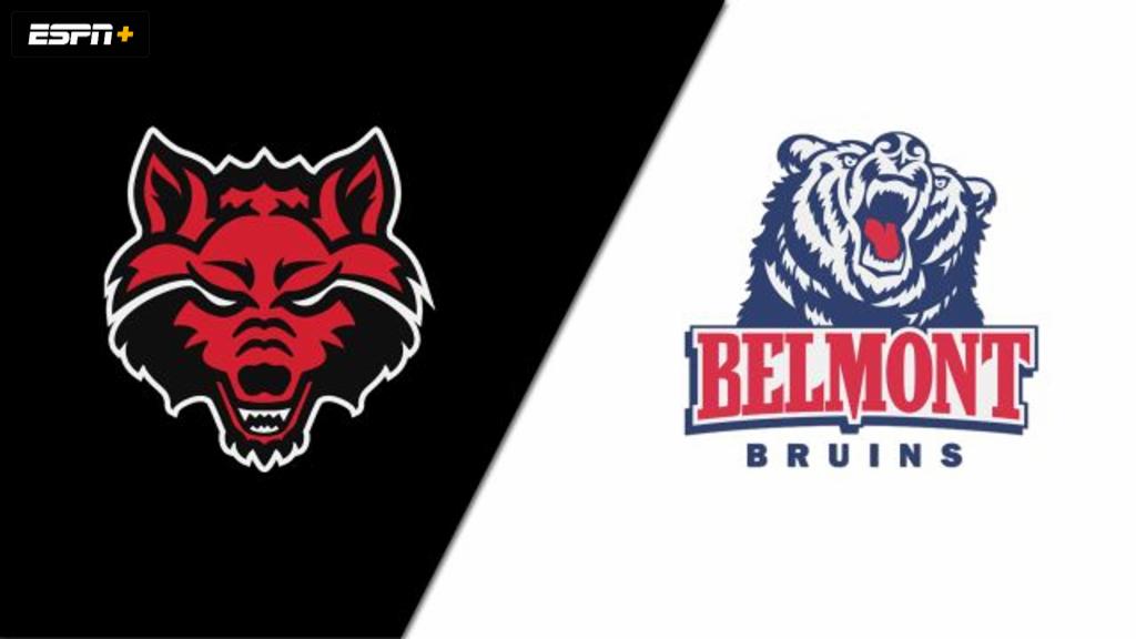 Arkansas State vs. Belmont (W Volleyball)