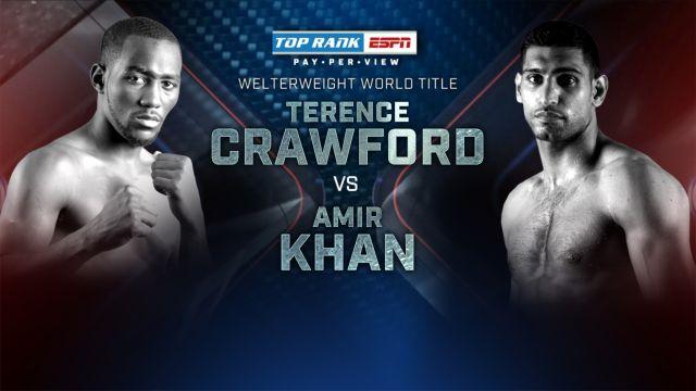 Crawford vs. Khan Weigh-In