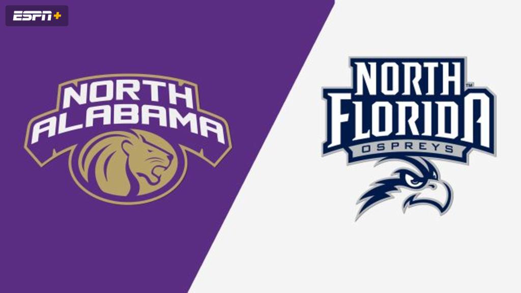 North Alabama vs. North Florida (W Basketball)