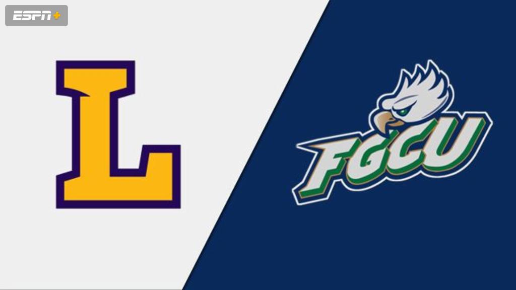 Lipscomb vs. Florida Gulf Coast (Softball)