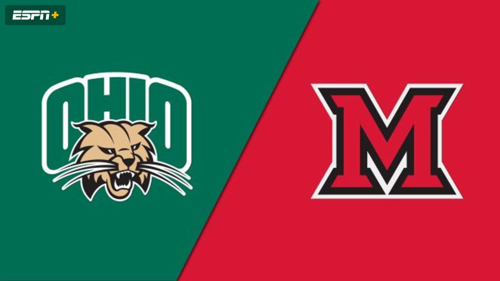 Ohio vs. Miami (OH) (Game 6) (Baseball)