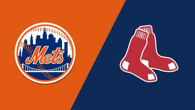 New York Mets vs. Boston Red Sox
