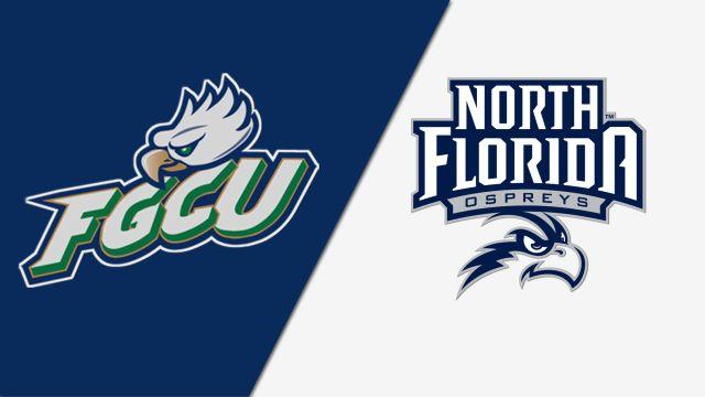 Florida Gulf Coast vs. North Florida (M Basketball)