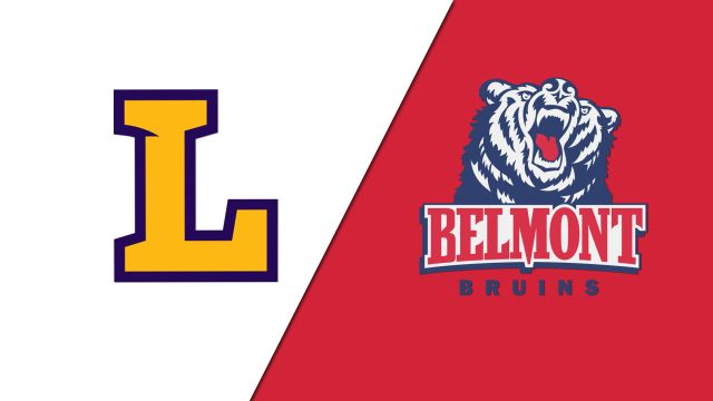 Lipscomb vs. Belmont (M Basketball)