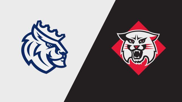 Queens (NC) vs. Davidson (W Basketball)