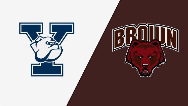 Yale vs. Brown (W Lacrosse)