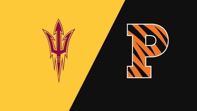 #15 Arizona State vs. Princeton (M Hockey)