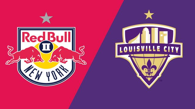New York Red Bulls II vs. Louisville City FC