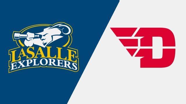 La Salle vs. Dayton (W Volleyball)