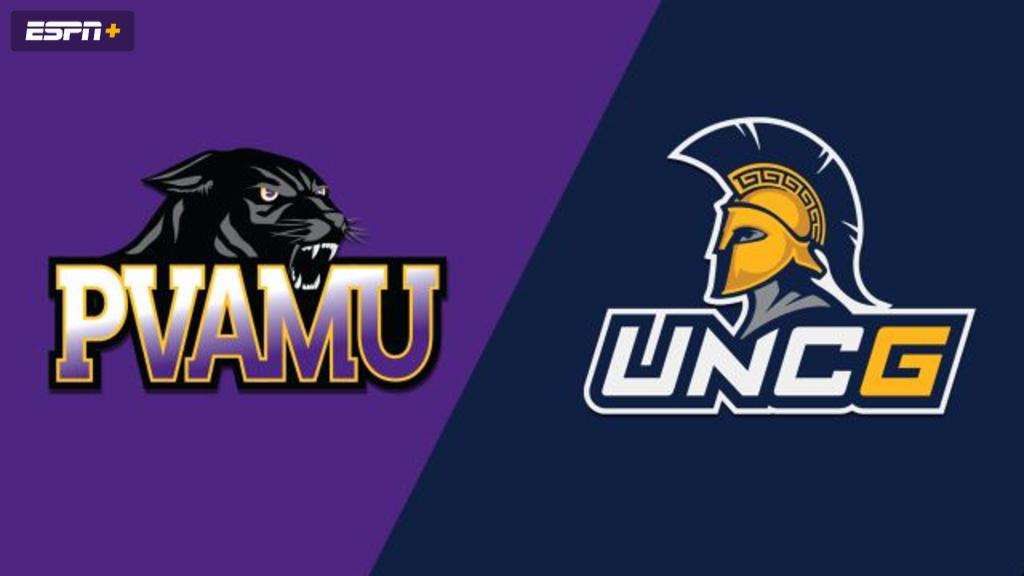 Prairie View A&M vs. UNC Greensboro (M Basketball)