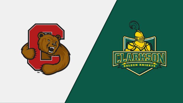 #6 Cornell vs. #4 Clarkson (W Hockey)
