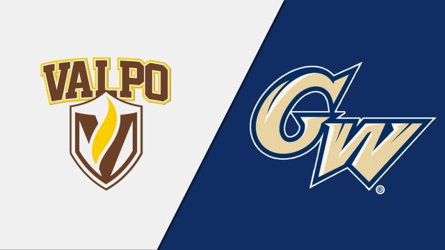 Valparaiso vs. George Washington (M Basketball)