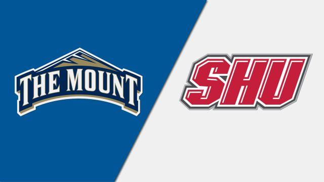 Mount St. Mary's vs. Sacred Heart (M Basketball)