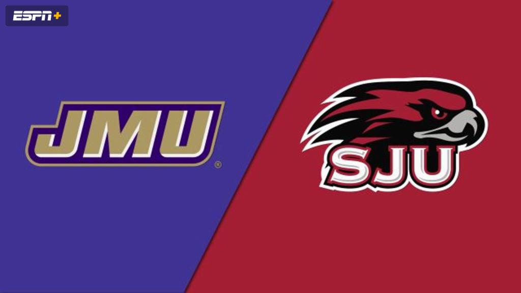 James Madison vs. Saint Joseph's (W Soccer)