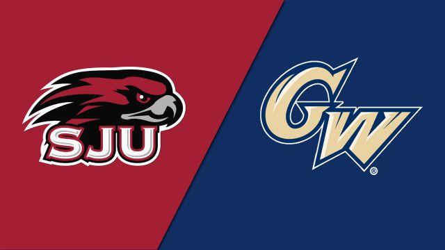 Saint Joseph's vs. George Washington (Baseball)