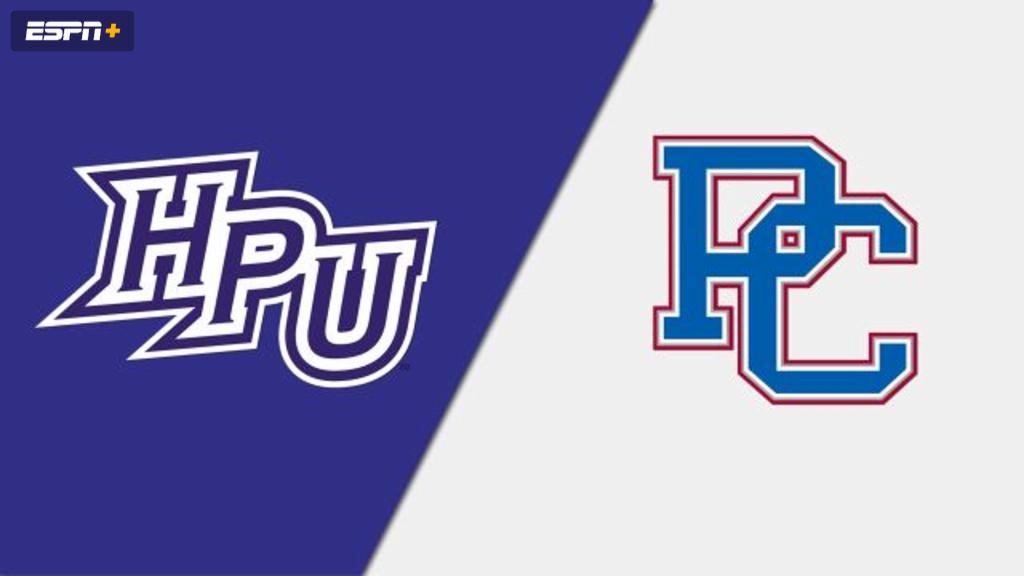 High Point vs. Presbyterian (W Soccer)