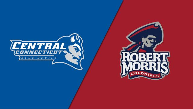 Central Connecticut State vs. Robert Morris (M Basketball)
