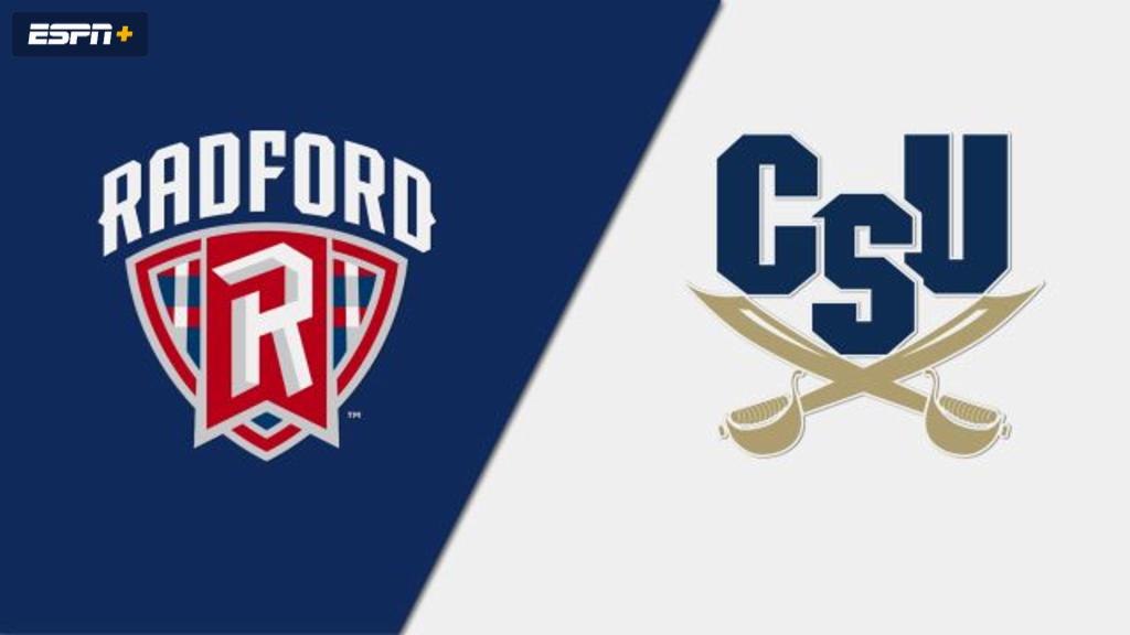 Radford vs. Charleston Southern (Baseball)