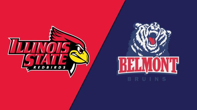 Illinois State vs. Belmont (M Basketball)
