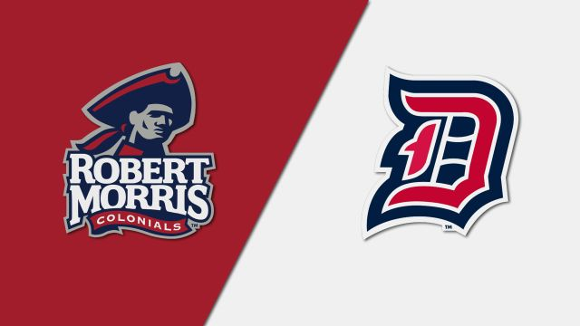 Robert Morris vs. Duquesne (M Soccer)