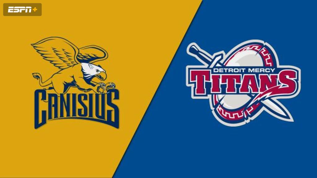 Canisius vs. Detroit Mercy (M Lacrosse)