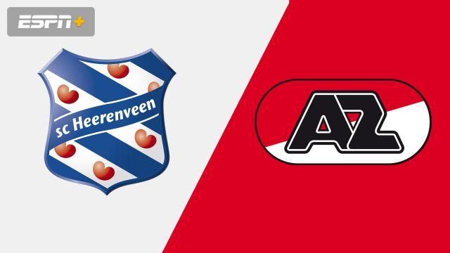 Kết quả hình ảnh cho AZ Alkmaar vs Heerenveen