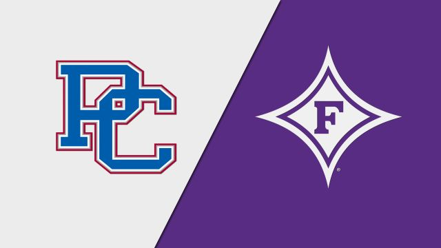 Presbyterian vs. Furman (W Basketball)