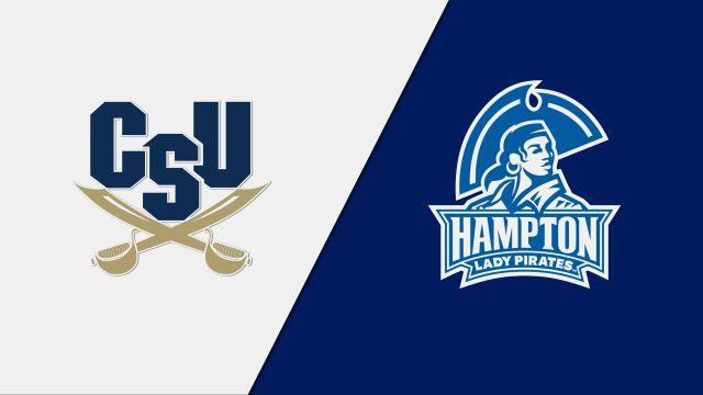 Charleston Southern vs. Hampton (W Basketball)