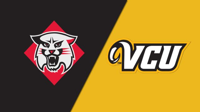 Davidson vs. VCU (W Volleyball)