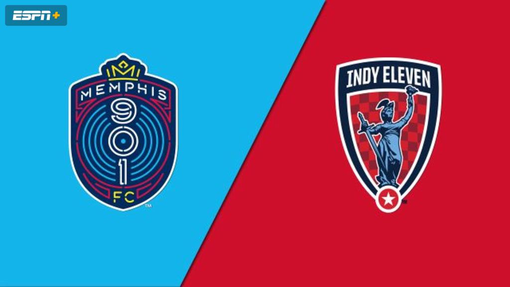 Memphis 901 FC vs. Indy Eleven (USL Championship)