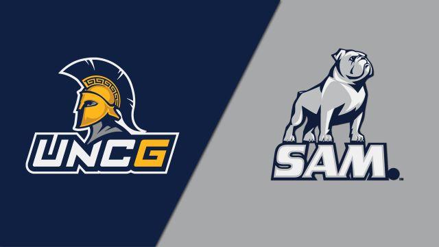 UNC Greensboro vs. Samford (W Basketball)