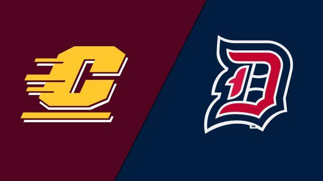 Central Michigan vs. Duquesne (W Lacrosse)