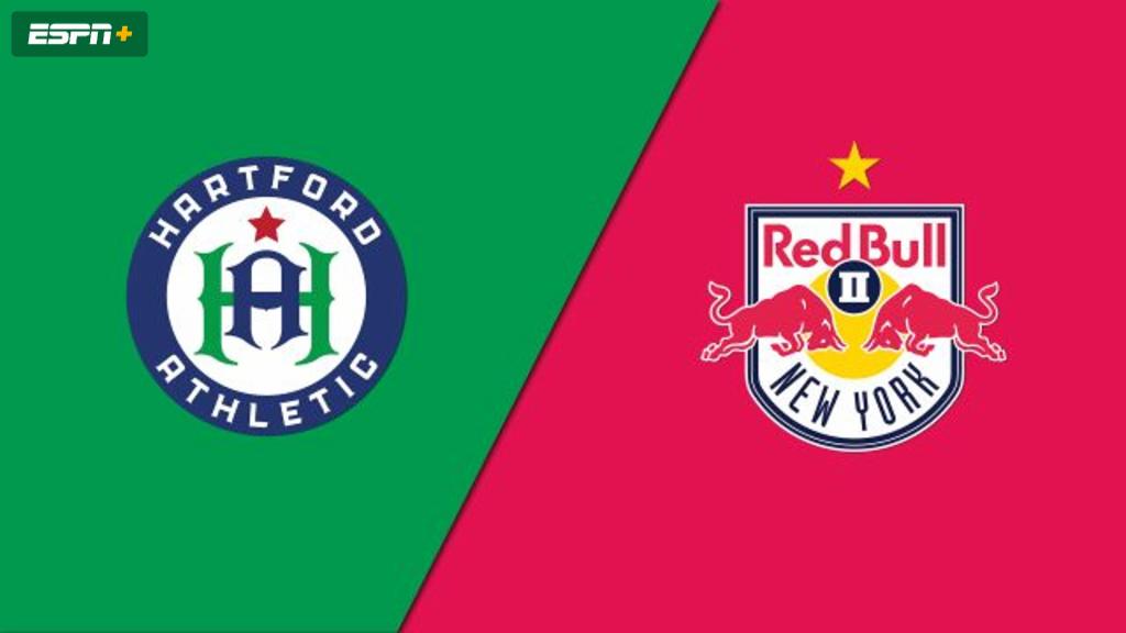 Hartford Athletic vs. New York Red Bulls II (USL Championship)