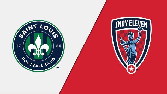 Saint Louis FC vs. Indy Eleven (United Soccer League)