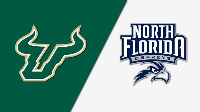 South Florida vs. North Florida (W Volleyball)