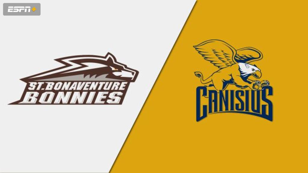 St. Bonaventure vs. Canisius (W Soccer)