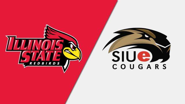 Illinois State vs. SIU-Edwardsville (W Basketball)