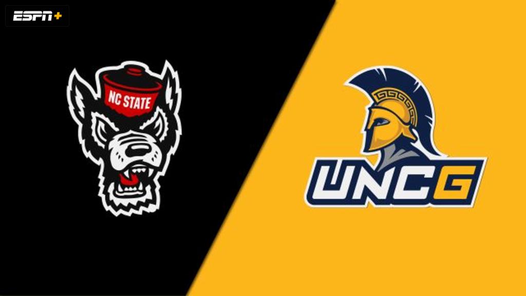 NC State vs. UNC Greensboro (Softball)