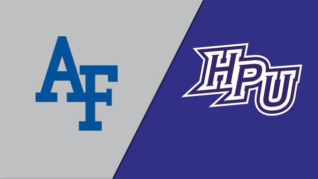 Air Force vs. #14 High Point (M Lacrosse)