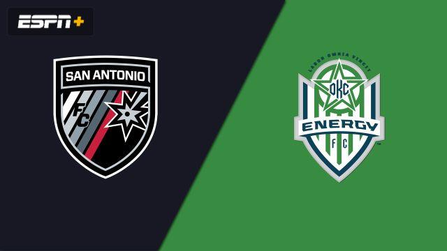 San Antonio FC vs. OKC Energy FC (USL Championship)
