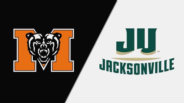 Mercer vs. Jacksonville (W Basketball)
