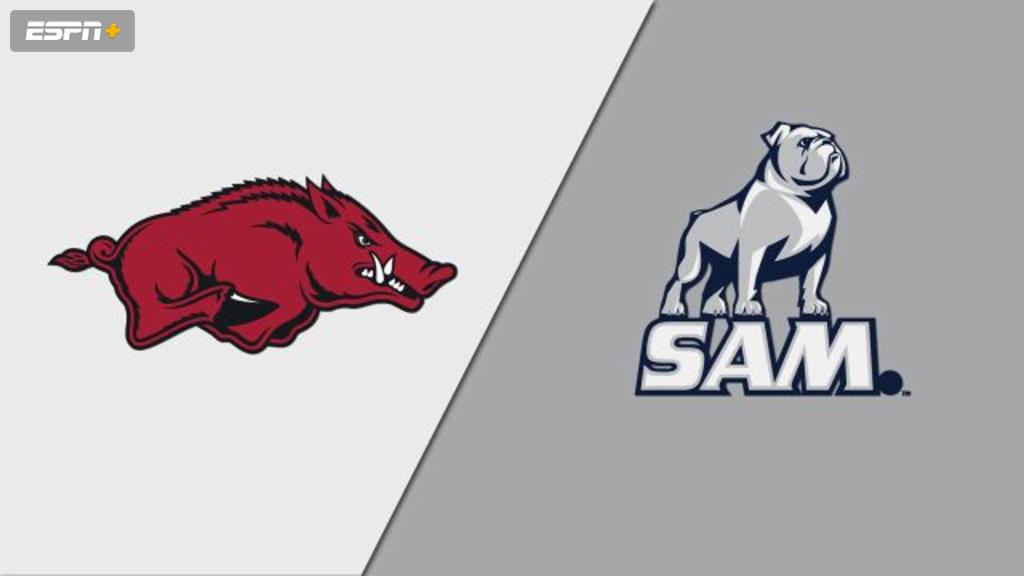 #12 Arkansas vs. Samford (Softball)