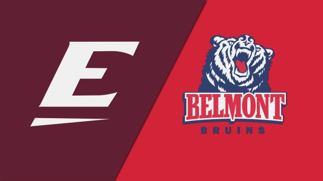 Eastern Kentucky vs. Belmont (M Basketball)