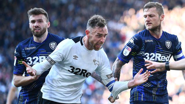 Leeds United vs. Derby County (Playoff Semi-Final, Leg 2) (English League Championship)