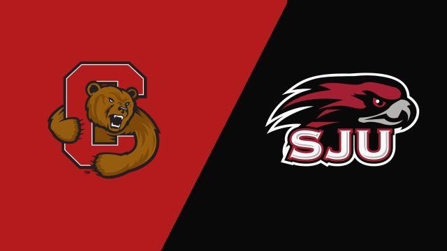 Cornell vs. Saint Joseph's (W Soccer)