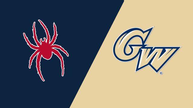 Richmond vs. George Washington (M Basketball)